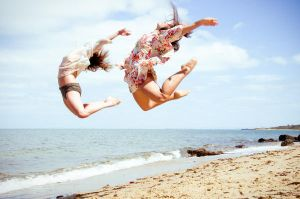 Dancers_Leap by JohnEPhotography