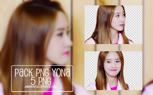 Pack PNG #32: YoonA (STOP) by jimikwon2518
