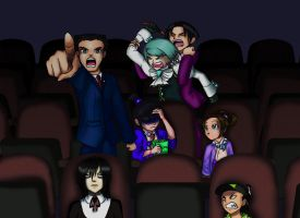 PW: At the Movies by androidgirl