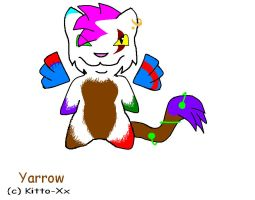 another Yarrow drawing... by Kitto-Xx