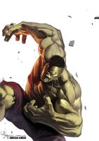 Hulk by arabdel