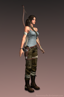 Tomb Raider 2013 LC mod (nearly done) - Part 2/4 by Sterrennacht