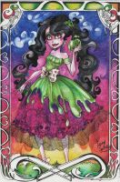 Draculaura Scary Tales. by LordSofus
