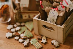 gingerbread, new year presents by lesyakikh