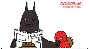 Go!Robins! Episode 2 by yolin