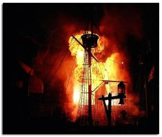 """Abandon Ship"" by Santavez"