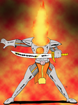 The Flame Redesign by JohnnyFive81