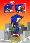 Sonic and the BirdStone chap4 P05 by Amandaxter