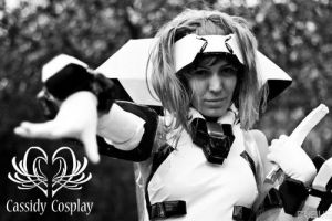 Exelica by CassyCosplay
