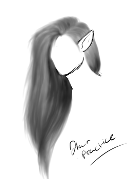 Hair Practice by TyonWolf69