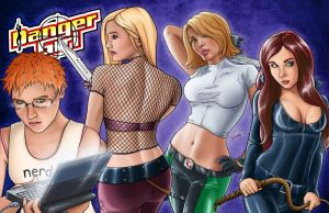 The Danger Girls by OneStarGraphics