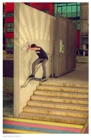 Retro Tailslide by retroboyy