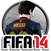 FIFA 14 Dock Icon 2 by danilote1234