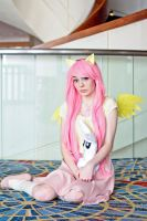 Fluttershy (Updated!) by irisraydiant