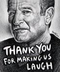 Robin Williams - Rip by BenHeine