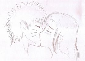 NaruHina, I love you... by Silverwing100