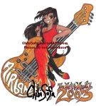 Airbands Entry 2003 by ChibiSofa