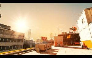 Mirrors Edge Screenshot WS by SxyfrG