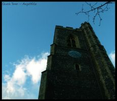 Church Tower by angelwillz