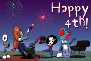 Happy Independence Day by Marauder6272