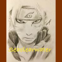 Naruto Shippuden by SeaClearwater