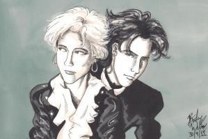 Roxette - late 80s by cozywelton