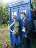 Last Minute Doctor Who cosplay by AriadneEvans