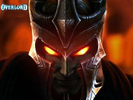 Wesker_Over_Lord by Alistairpc