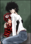 DN: A different love LxMatt by Mellony67