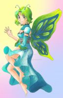 Fairy-Colored by hollystarlightanime
