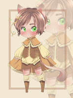 Adoptable auction [bought] by Lady-Ignea