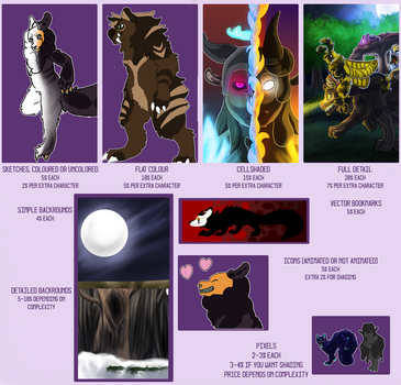commission sheet 2015 by lucifers-roomate