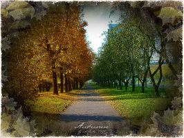 Moscow Autumn 2007_1 by inObrAS