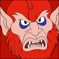 Beast Man by IsabellaPrice
