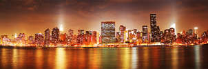 Manhattan-New York City by paradoxchild