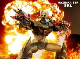 Mazinkaiser SKL Act1 by praywibowo