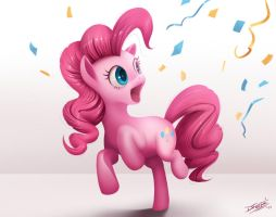 Pinkie Pie by DFer32