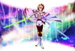Takuto ans Star Swords by chicaca