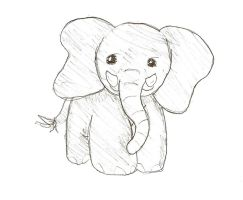 Elephant by ChiuuChiuu
