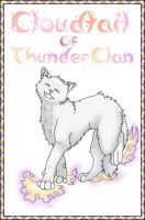 Cloudtail of ThunderClan by CharlotteChambers