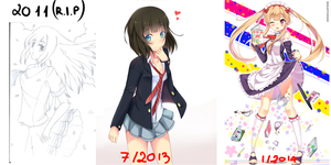 Art Summary~ by Gendo0032