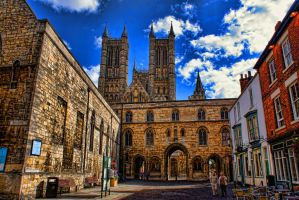 Lincoln Cathedral 2... by TheBaldingOne