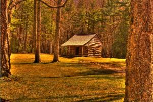 Big Boy's Cabin by UriahGallery