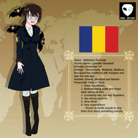 Hetalia oc Profile Romania by anonimus-kyreii