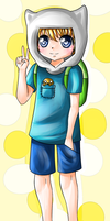 What Time is It? Finn The Human Fanart by chocomax