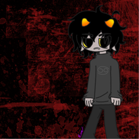 Karkat by PimpDaddyPenisSquid