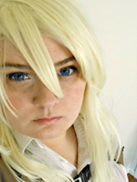 Feirce - Christa Preview by MakoBerryShortcake