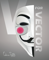 V for vector by drifith