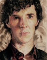 Just Sherlock. Nothing else by Vesea