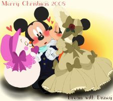 X'mas kiss by chico-110